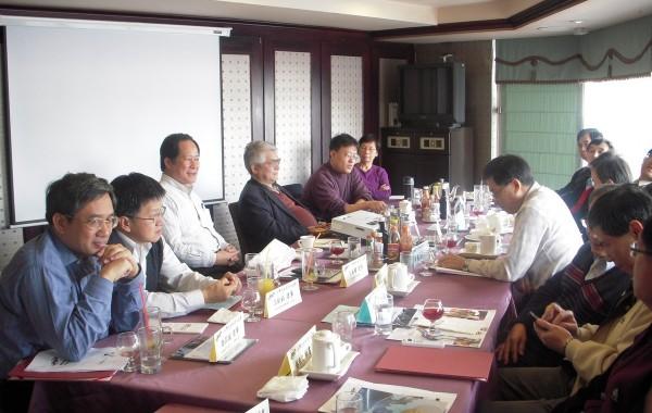 第五屆第二次理監事會議