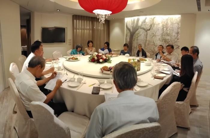 第九屆第二次理監事會議
