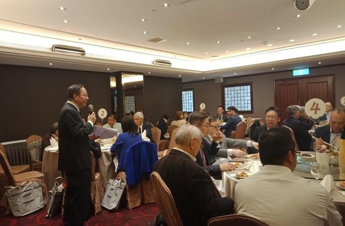 第九屆第三次理監事會議